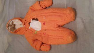 mono o buzo bebe