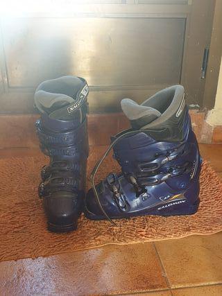 Botas para esquiar Salomon