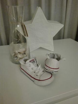 zapatilla converse original niñ@