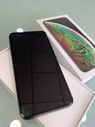 iPhone XS Max 64gb negro