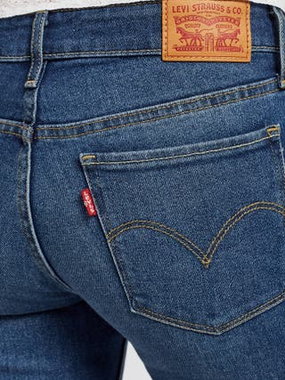 levis 715 mujer bootcut