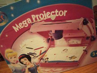 Mega proyector disney