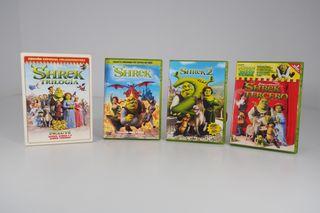 Trilogia dvd Shrek