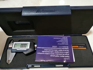 calibre digital garant con salida de datos