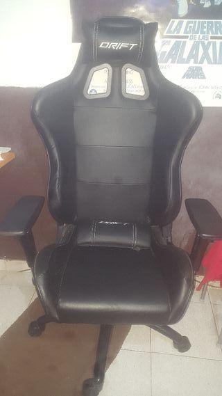 sillón gamer drift