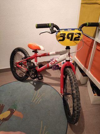 Bicicleta BMX niño/a