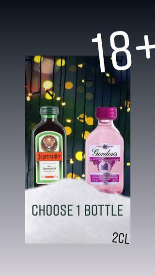 Boozy Perfume Baubles