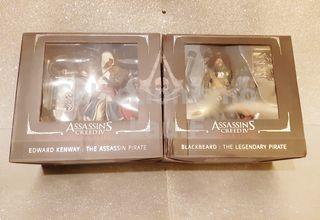 Assassins Creed Black Flag Kenway y Barbanegra
