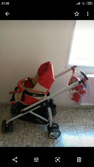 carrito bebecar reversus