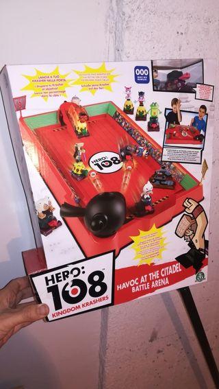 juego HERO 108