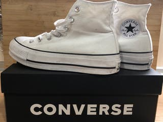 Zapatillas chica Converse All Star