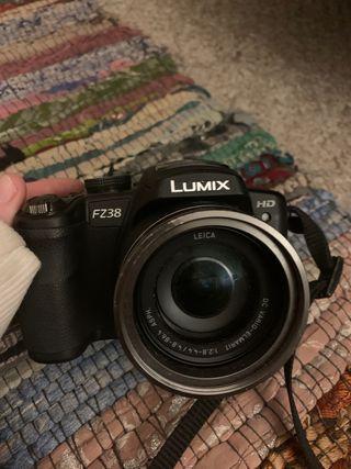 lumix FZ38 camera