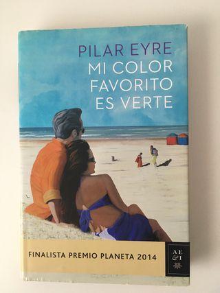 Mi color favorito es verte, de Pilar Eyre