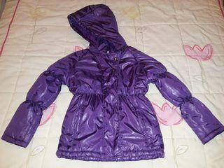 chaqueta niña talla 10