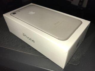 Por Estrenar iPhone 7 128GB Completo Libre
