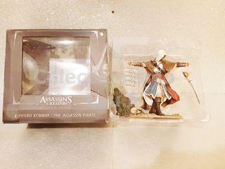 Figura Assassins Creed Edward Kenway Coleccionista