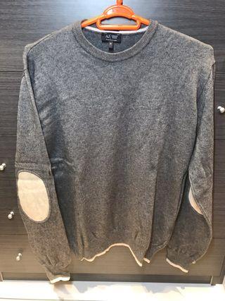 Jersey gris hombre Atmani Jeans