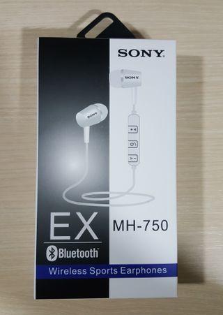 Auriculares Sony Bluetooth Inalambrico