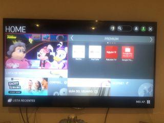 Smart tv LG 60 pulgadas