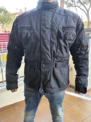 chaqueta moto xl