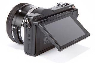 Cámara Sony a5000 20.1mp Full HD 1080p WiFi