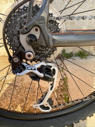 "Bicicleta MTB Orbea Satellite 26"""