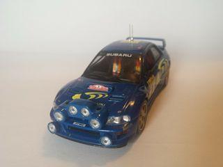 Subaru Impreza WRC Rally Montecarlo McRae 1/43