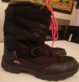 botas agua y nieve chica