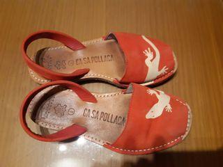 Sandalias menorquinas
