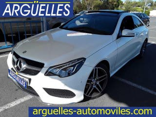 Mercedes Clase E E 350 AMG Coupe 306cv FULL EQUIPE