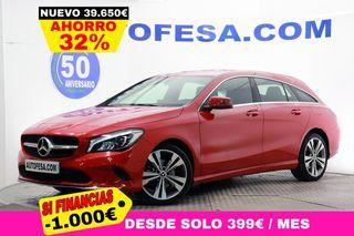 Mercedes-Benz CLA 200 Clase CLA 200 d Shooting Brake 136cv 7G-DCT Auto 5p