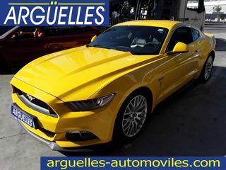 Ford Mustang Fastback GT 5.0 Ti-VCT V8 421cv Aut COMO NUEVO
