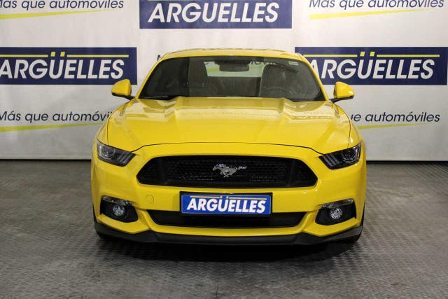 Ford Mustang Fastback GT 5.0 Ti-VCT V8 421cv Aut COMO NUEVO