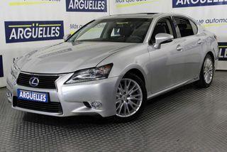 Lexus GS h Executive 223cv TECHO Llantas 18