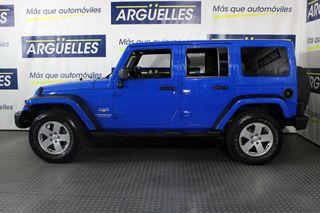 Jeep Wrangler Unlimited 2.8 CRD Sahara 200cv