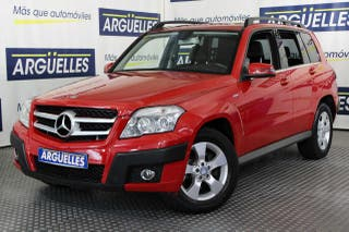 Mercedes Clase GL GLK 220 CDI 4Matic AUT Bluefficiency
