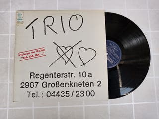 Vinilo LP TRIO TRIO