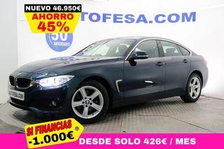 BMW 420 Serie 4 F36 Gran Coupé 420d 190cv Luxury Auto xDrive 5p