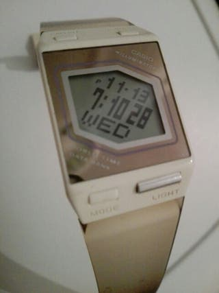 reloj Casio modelo 2190 fs00 clásico vintage .