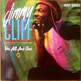 "JIMMY CLIFF ""WE ALL ARE ONE"" maxi-12"""