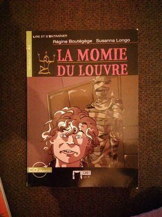 Libro francés La Momie Du Louvre