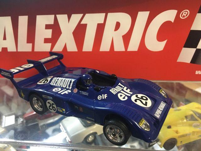 Renault Alpine 2000 Turbo Altaya