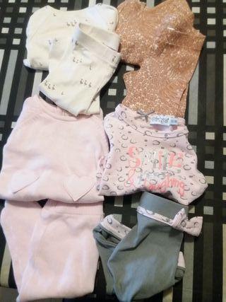 Lote ropa bebé 1 - 3 meses