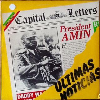 """CAPITAL LETTERS """"HEADLINE NEWS"""" LP"""