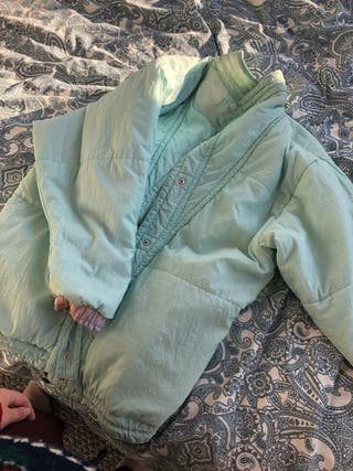 Vintage reversible jacket.