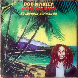 "BOB MARLEY & THE WAILERS ""THREE LITTLE BIRDS"" 7"""