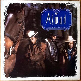 """ASWAD """"DON'T TURN AROUND"""" maxi-12"""""""