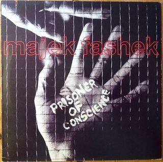 "MAJEK FASHEK ""PRISONER OF CONSCIENCE"" LP"