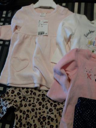 Lote ropa bebe 6 meses