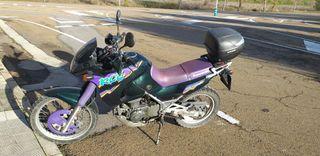 Moto Kawasaki KLE 500